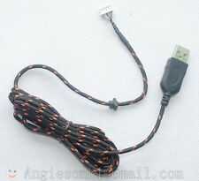New High quality Steelseries Kana V1/ V2 / V3  mouse USB cable/USB mouse Line 2m