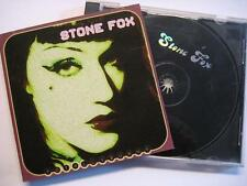 "STONE FOX ""TOTALLY BURNT"" - CD - MAN'S RUIN RECORDS"