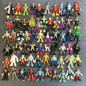 Lot of Style Fisher Price Imaginext DC Super Friends Power Ranger Legends Figure