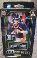 ✅🏈🔥2020 Panini Playbook NFL Hanger Box- New Factory Sealed