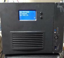 Emc Iomega StorCenter Ix4-300D 8Tb Network Attached Storage (Nas 4-Bay x 2Tb ea)