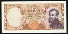 ITALY BANCA D'ITALIA 1973  10,000 LIRE BANKNOTE, GEM CRISP UNCIRCULATED