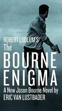 The Bourne Enigma 13 by Eric Van Lustbader and Robert Ludlum (2016)