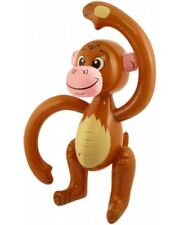 Bulk Wholesale Job Lot 18 Inflatable Monkeys Toys