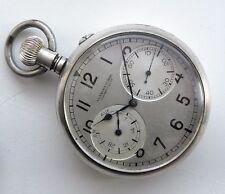 A. LANGE & SOHNE GLASHUTTE CHRONOMETER KRIEGSMARINE B-UHR WWII 1945 POCKET WATCH