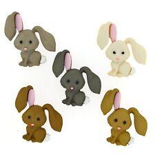 Jesse James Buttons ~ Dress It Up ~ HOP HOP 8995 ~ Bunnies~ Easter ~ Craft ~ Sew