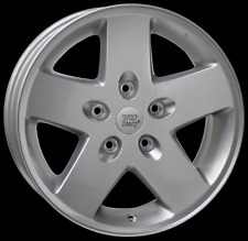 4x 16 x 7 URANO SET of OFFROAD Wheels JEEP WRANGLER 4x4 - OEM COMPATIBLE (ITALY)