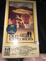 Old Explorers Used VHS
