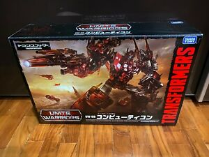 Transformers Unite Warriors Takara Tomy UW-08 Technobots Computron Combiner