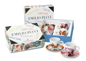 """illy Art Collection 2016 Emilio Pucci - Limited Edition """"Cities of the World """""""