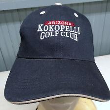 Kokopelli Golf Club Arizona Strapback Baseball Cap Hat