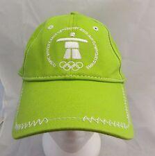 Vancouver Winter Olympics 2010  cap hat  adjustable  NOWT