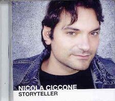 Nicola Ciccone - Storyteller [New CD] Canada - Import