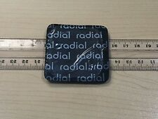 1 small radial tyre or tube patch