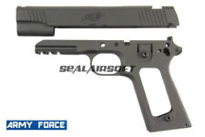 Army Force Metal Slide & Body (Kimber) For Marui M1911 GBB Series Black ARMY-009