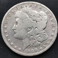USA 1900 S Morgan Dollar Silber San Francisco Selten Better Date 4779