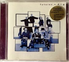 D.I.G - Futures - CD Limited Edition  - 3 tracks