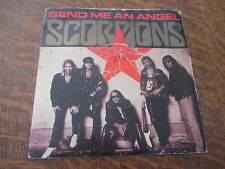 45 tours scorpions send me an angel