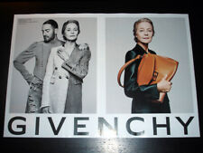 GIVENCHY 2-Page Magazine PRINT AD Spring 2020 CHARLOTTE RAMPLING Marc Jacobs