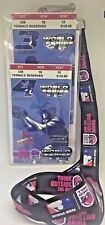 2004 World Series Games 3 and 4 Ticket Stubs Authentic Cardinals Red Sox
