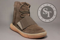ADIDAS YEEZY BOOST 750 BY2456 IN HAND KANYE WEST CHOCOLATE DS SIZE: 7