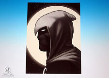 Moon Knight Mondo Mike Mitchell Portrait Print Marvel Comics Rare Giclee Proof