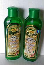 2 Shampoo de Bergamota, Bergamot Shampoo, {2 Botlles of Bergamot} { NG }