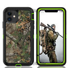 Heavy Duty Defender iphone 11 Military Case + Clip Fits Otter Box W/ SCREEN