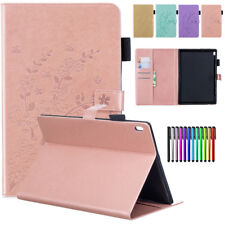 Leather Flip Stand Cover Case For Lenovo Tab 4 7 7504X/F 10 Plus X704F/N Tablet