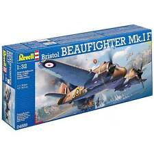 Revell 1:32 Scale Bristol Beaufighter Mk.IF Model Aircraft Kit - RR04889