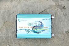 3000W peak 1500W Pure Sine Wave Power Inverter DC 12V to AC 110V 60Hz