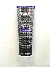 Fudge Clean Blonde Conditioner  300ML NEW **FREE POSTAGE**