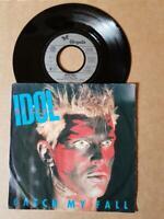 "Billy Idol-Catch My Fall-Vinyl,7"",45 RPM,Single 1984-Sammlung Rock"