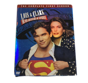 Lois And Clark (The New Adventures of Superman new DVD Region 1