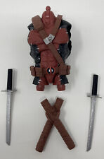 VENOMPOOL Marvel Legends BAF Body Torso Swords