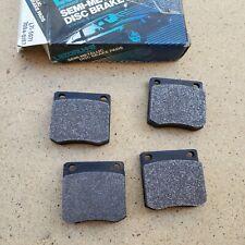 Fits 80-81 Datsun 280ZX Lazorlite L71-5071 Disc Brake Pads NOS