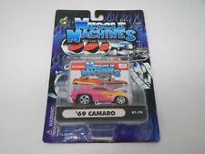 Muscle Machines '69 Camaro 01-79