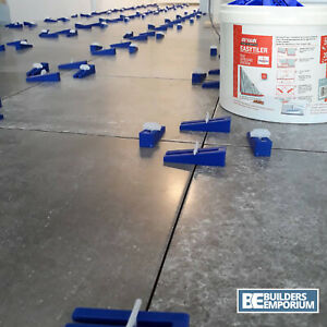 Tile Levelling Spacer System - Spacers - Wedges - Pliers - Tile Spacers