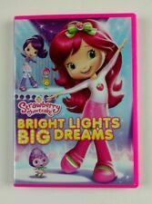 Strawberry Shortcake: Bright Lights, Big Dreams KIDS DVD BUY 2 GET 1 FREE