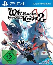 PS4 Spiel The Witch and the 100 Hundred Knight 2 NEUWARE