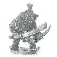 Great Goblin Champion 28mm Unpainted Metal Wargames