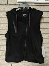 Calvin Klein Performance Hooded French Terry Vest PF7V9904 Black XXL