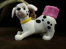Disney 101 Dalmatian Custom Christmas Ornament w/ present