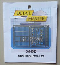 MACK TRUCK Truck Grille  1:24 1:25 DETAIL MASTER CAR MODEL ACCESSORY 2562