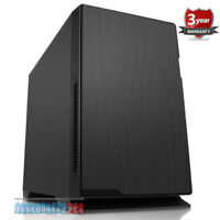 Intel i5 8600k Six Core 3.6ghz Trading PC Computer- upto  4 Screen Support qs15