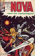 BD ! Nova N°29 ! Ed Lug ! juin 1980 ! CBD 2