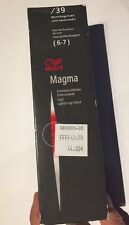 NEUF DE STOCK COLORATION WELLA 120 GRAMMES MAGMA / 39 : BLOND BEIGE FONCE