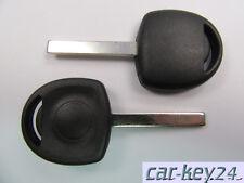 Opel Corsa Meriva Zafira Vectra Combo Omega Speedster Schlüssel HU100 Rohling Ne
