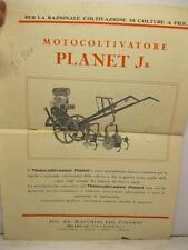 Anonimo, Motocoltivatore Planet jr. Soc. An. Macchine Ing. Colorni