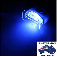 Teeth Whitening Light - Super Bright Blue LED - Use With Teeth Whitening Kit